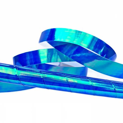 Aquatic Blue Taped Hula Hoop