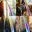 Thumbnail: Pastel Unicorn Taped Hula Hoop