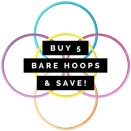 Buy 5 Bare Hoops & Save!