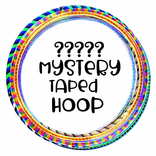 Mystery Taped Hoop