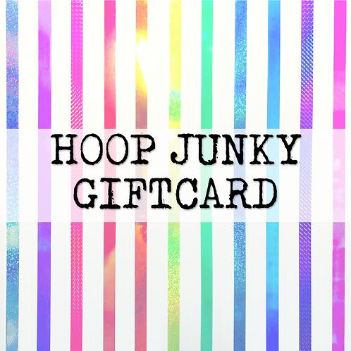Hoop Junky Gift Card