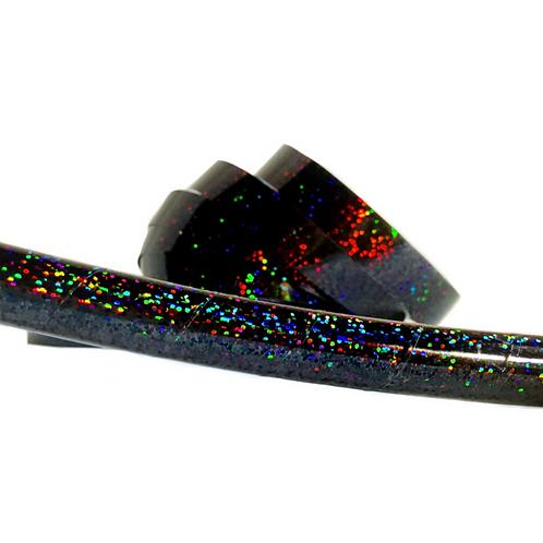 Black Opal Taped Hula Hoop