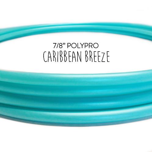 "7/8"" Caribbean Breeze Polypro Hula Hoop"
