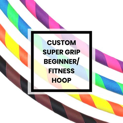 Custom Super-Grip Beginner/Fitness Hoop