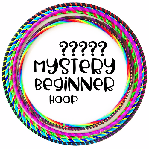 Mystery Beginner/Fitness Hoop