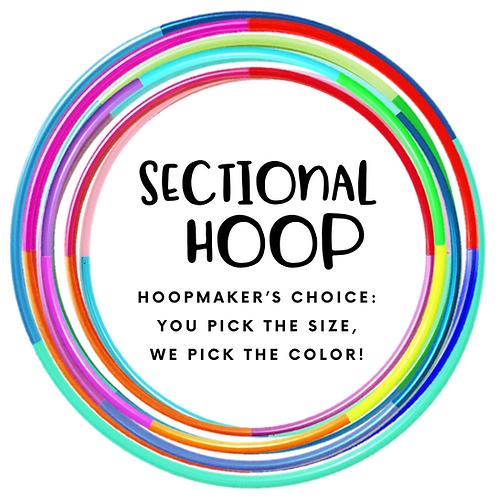 Hoopmaker's Choice: Sectional Hoop