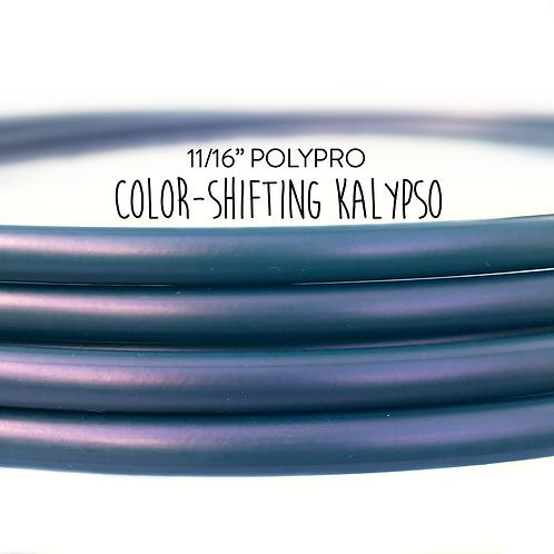 "11/16"" Color-shifting Kalypso Polypro Hula Hoop"