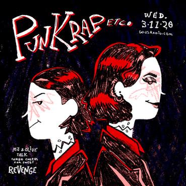 Punkrap Promo Poster