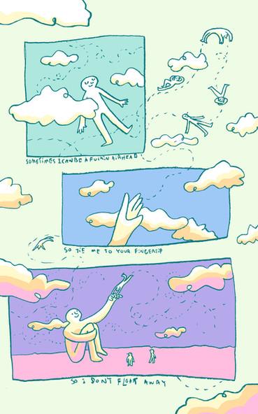 Airhead Comic