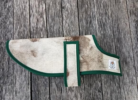 Medium Coat w/Green Trim