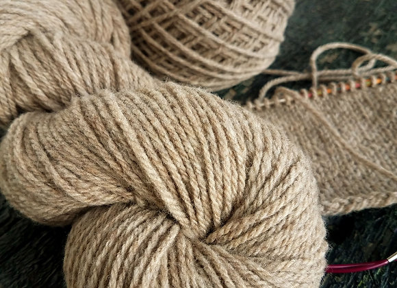 Worsted Weight Oatmeal