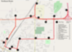 NE OSM with route outline Sept 2019.png