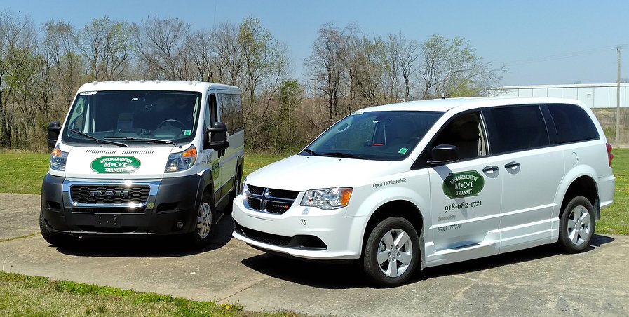 Muskogee County Transit Vans.jpg