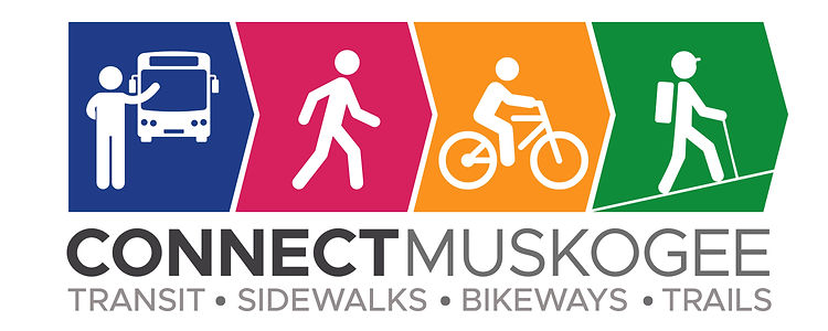 Connect Muskogee Logo and Link