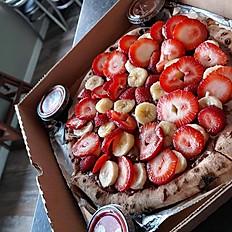 Nutella Pizza**