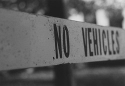 No Vehicles
