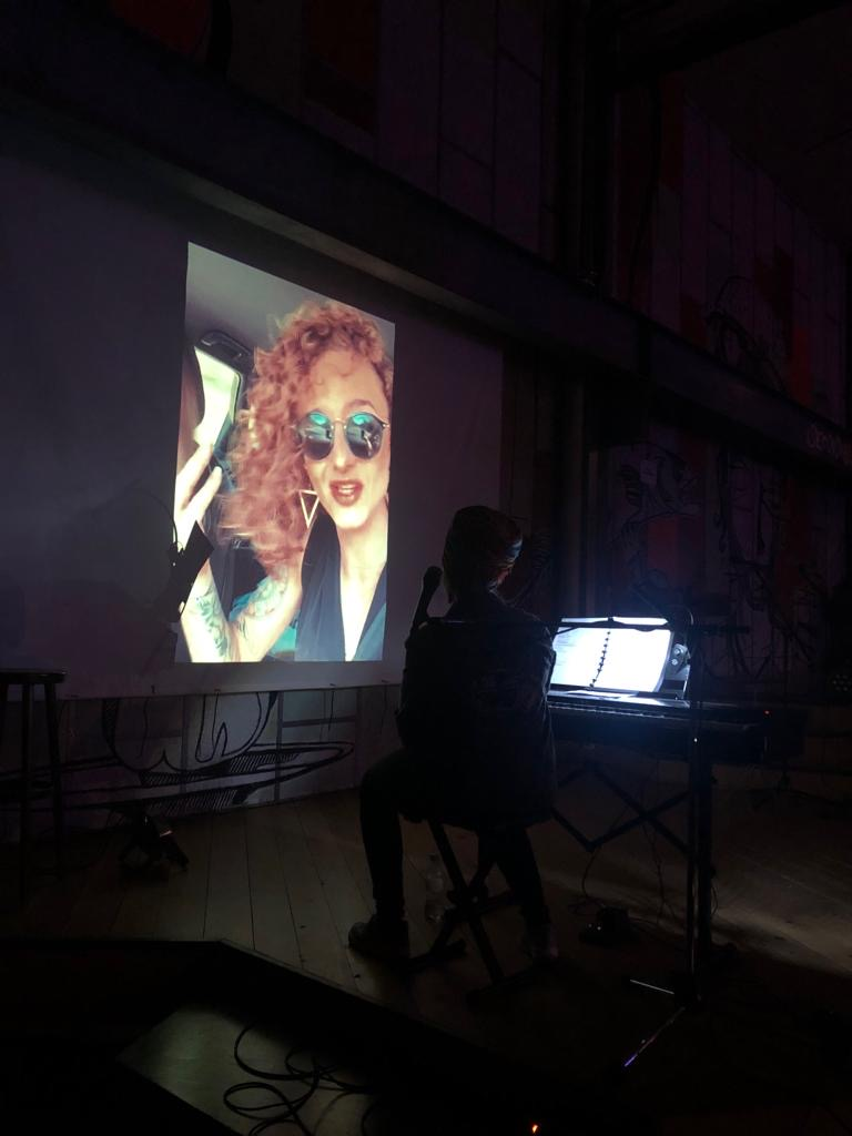 Schülerpräsentation Mara Casalini
