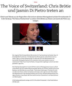 Jasmin Di Pietro Bern Ost 1