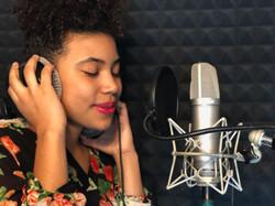 Gesangsaufnahmen mit Vocal Coach