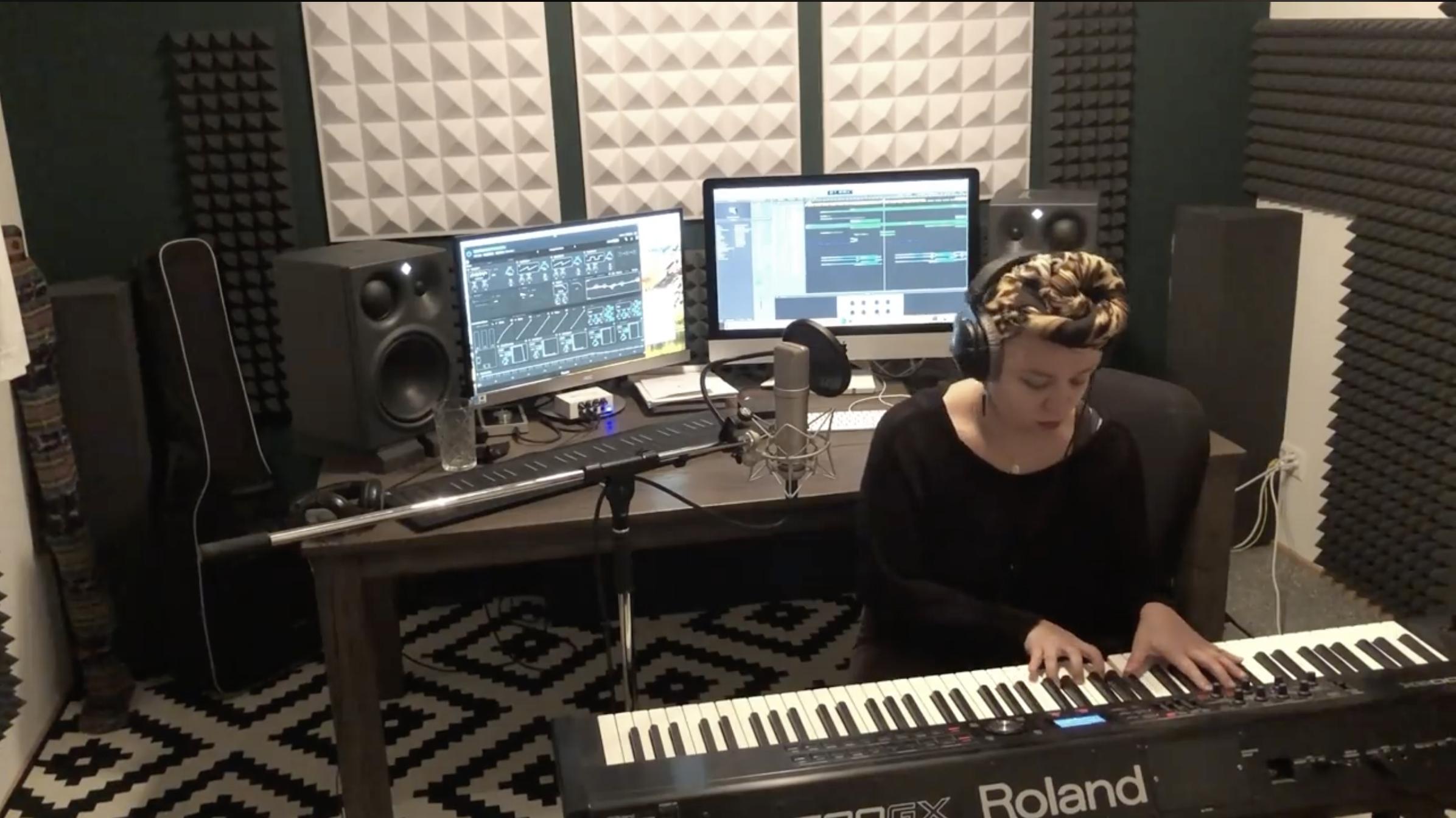 J-Roots Studio Schweiz Bern Tonstudio