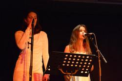 Mahogany Hall Vocal Art Konzert 2016 Backings Esther Anna