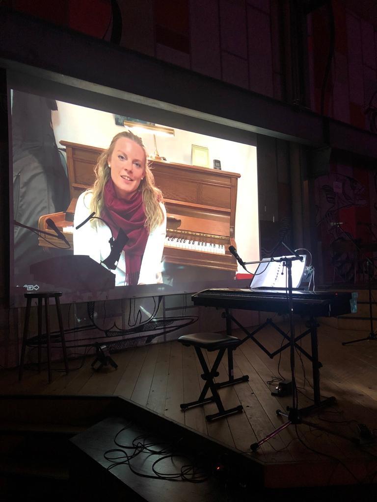 Schülerpräsentation Karin Marbacher