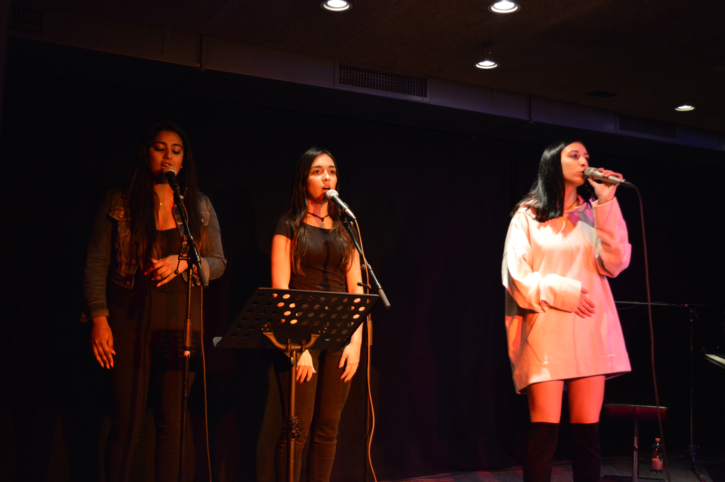 Mahogany Hall Vocal Art Konzert 2016 Semsinur Dogan