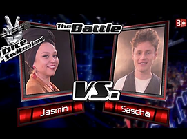 Jasmin Di Pietro The Voice of Switzerlan