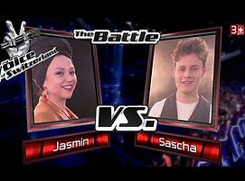 Jasmin Di Pietro The Voice of Switzerlan
