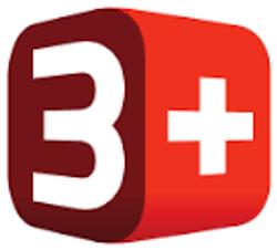 3+ Logo