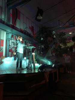 Vocal Coach Joana Roots am Vocal Event 2019 in Bern