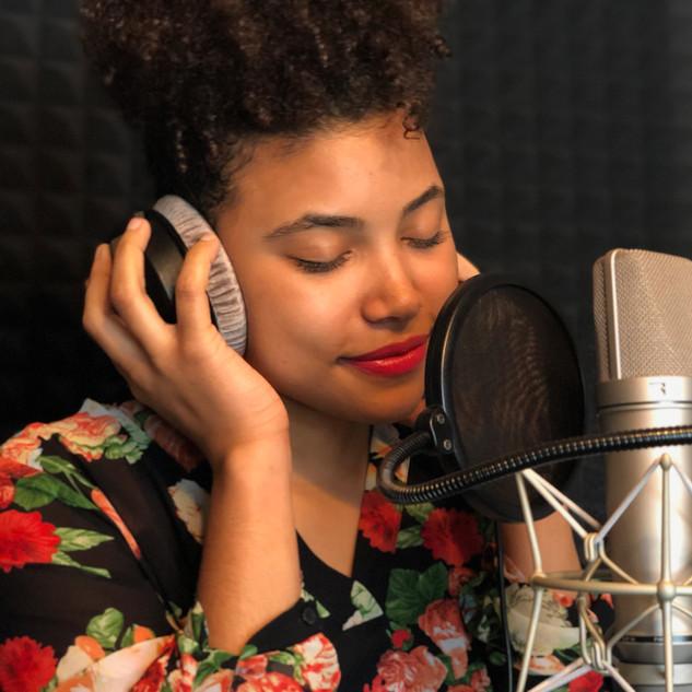 Gesangsaufnahmen J-Roots Tonstudio Bern