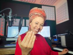 Joana Roots Studio und Unterrichtslokal Utzigen Gesangsunterricht Vocal Art Coaching