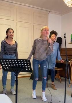 Singen Bern Workshops und Vocal Coaching