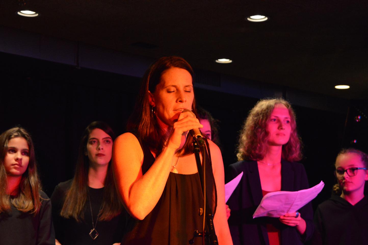 Mahogany Hall Vocal Art Konzert 2016 Vocal Practice Solistin
