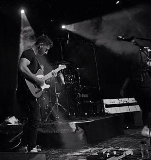 Gitarrenlehrer Gian-Luca Casalini live i