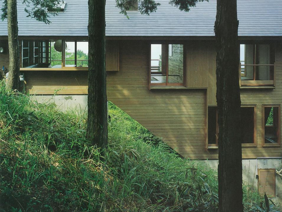 天城の山荘 / Weekend House in Amagi