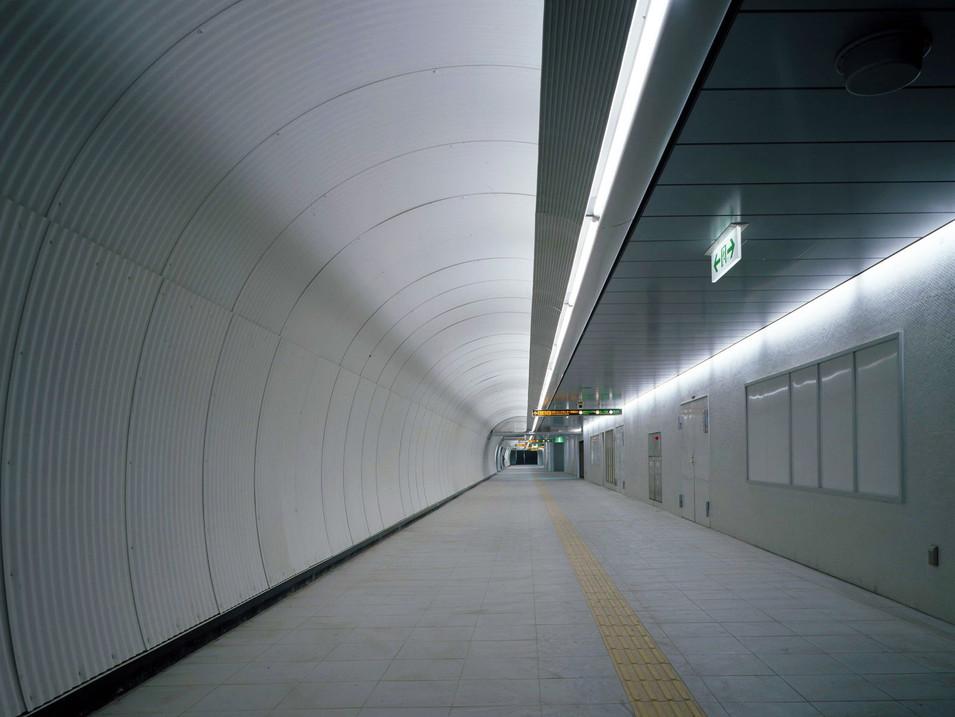 大江戸線春日駅  Kasuga Station, Oedo Line