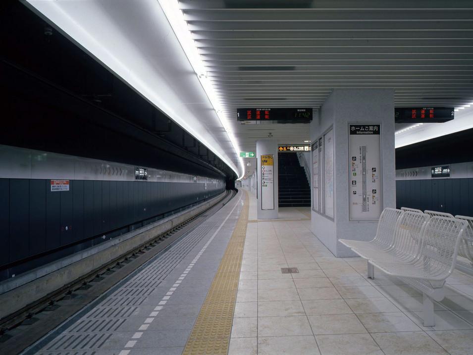大江戸線本郷三丁目駅  Hongo-Sanchome Station, Oedo Line