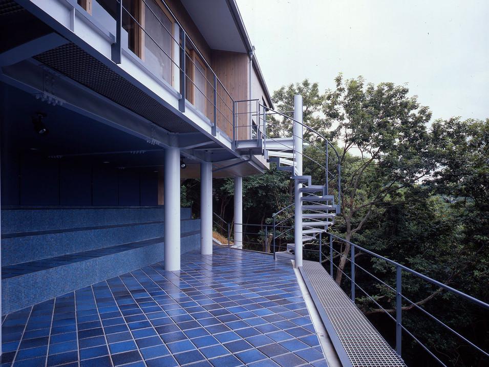 川奈GXK山荘 / Weekend House in Kawana