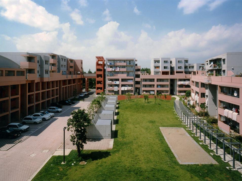 茨城県営松代アパート / Ibaraiki  Prefecture Housing, Matushiro