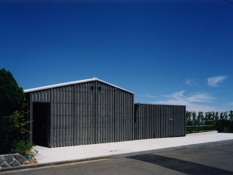 川奈OA邸 / Weekend House in Kawana