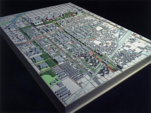 岐阜県副都心基本構想 Master Plan for the Gifu Prefectural Government Office District
