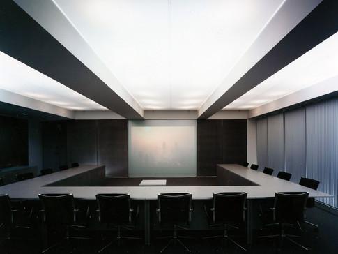 YKK役員会議室改装  Renovation of Former YKK conference rooms