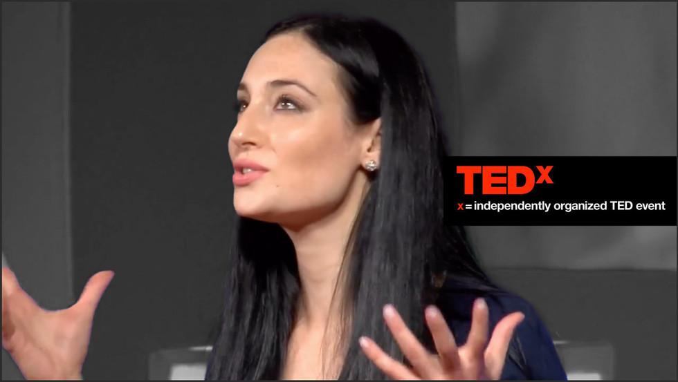 TEDx - Avital Zeisler
