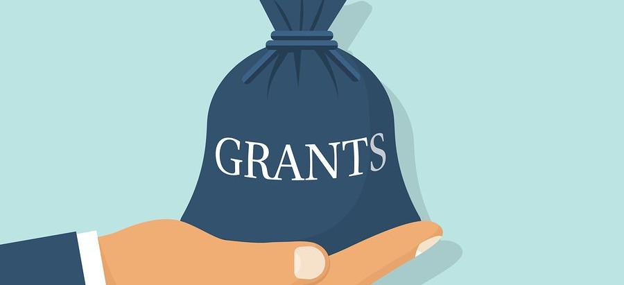 Grants Due Friday October 7, 2018