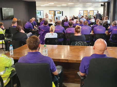 From a team of 6 to over 80 employees in just six months