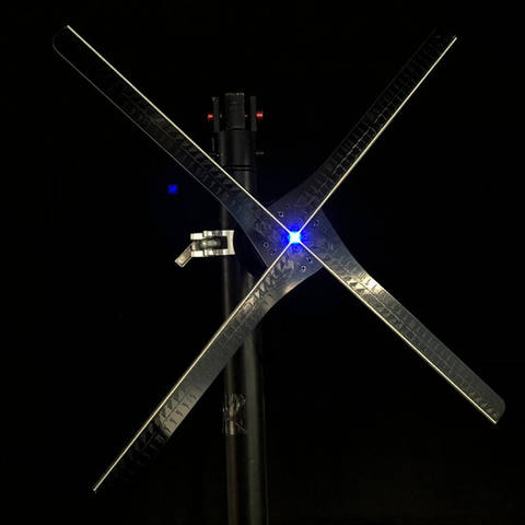 Holografische molen