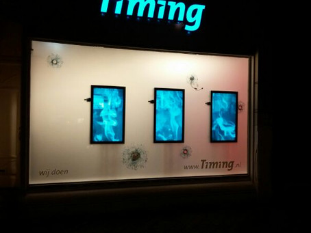 [NL] Augmented Reality - Timing uitzendbureau