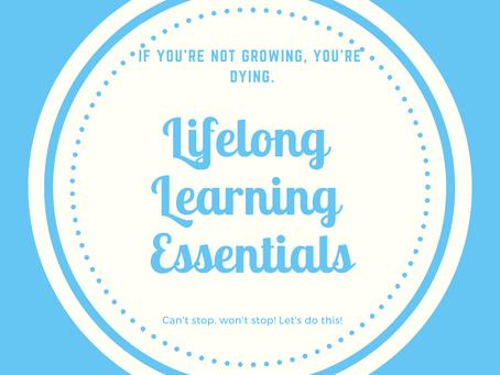 Lifelong Learning Essentials